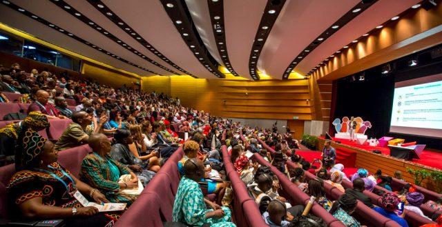 Girls Not Brides global meeting. Photo: Graham Crouch/Girls Not Brides