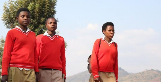 Adolescents in Rwanda. Photo: Plan International