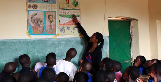 Reproductive System Presentation. Health and Hygiene Advocacy. Kabilizi School, Ngoma, Rwanda.jpg