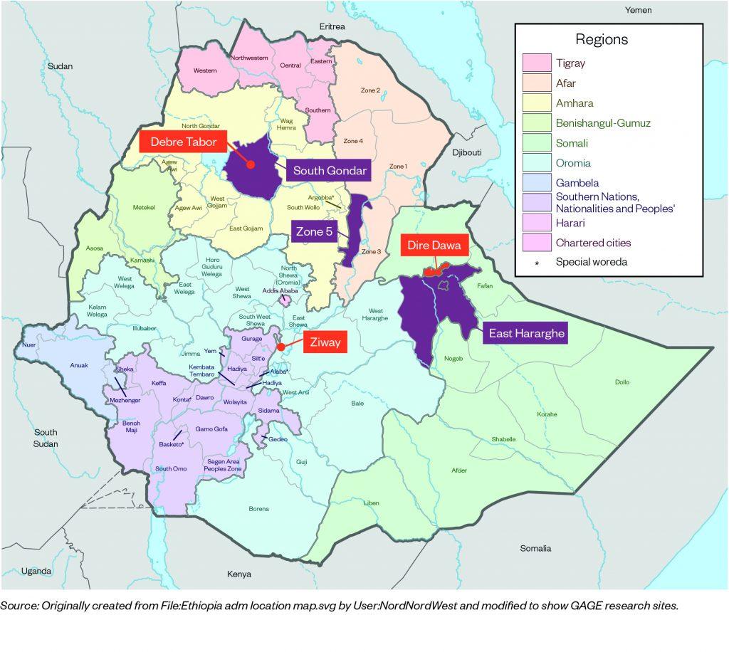 Ethiopia | GAGE