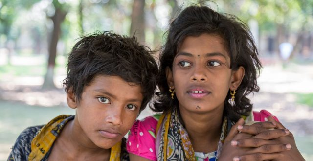Adolescents in Dhaka, Bangladesh. Photo: Nathalie Bertrams/GAGE