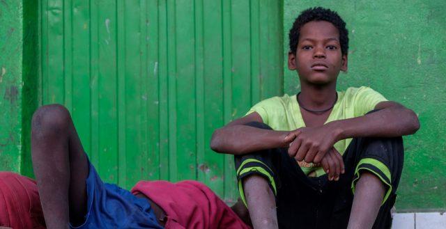 Adolescent boys in Ethiopia. Photo: Nathalie Bertrams/GAGE 2020