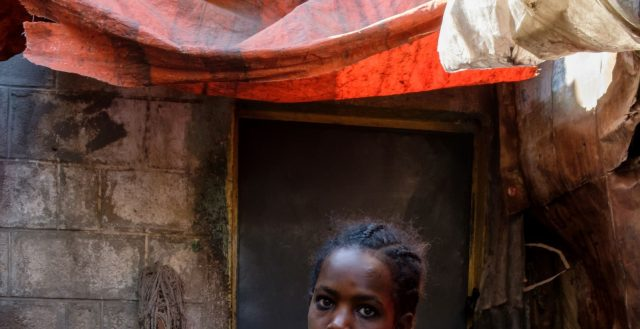 An adolescent girl in Ethiopia. Photo: Nathalie Bertrams/GAGE 2020