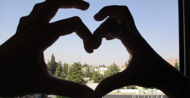 Rima. Photo: Lebanese adolescent girls