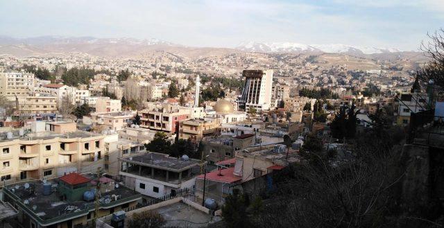 Baalbek, Lebanon. Photo: Miral Omari