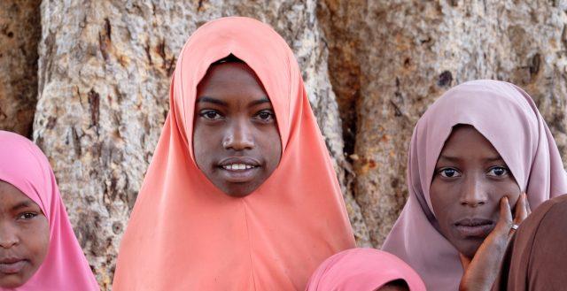 Adolescent girls in Oromia, Ethiopia (c) Nathalie Bertrams / GAGE
